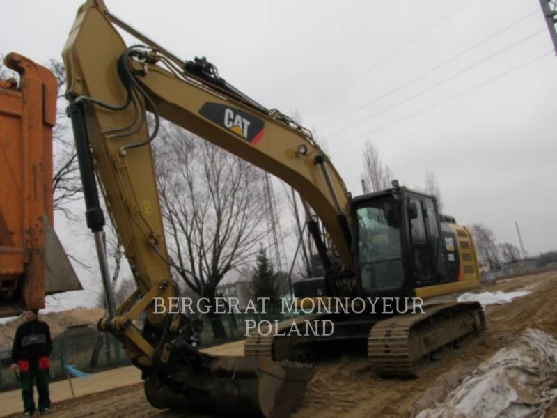 CATERPILLAR PELLES SUR CHAINES 320 E L equipment  photo 9