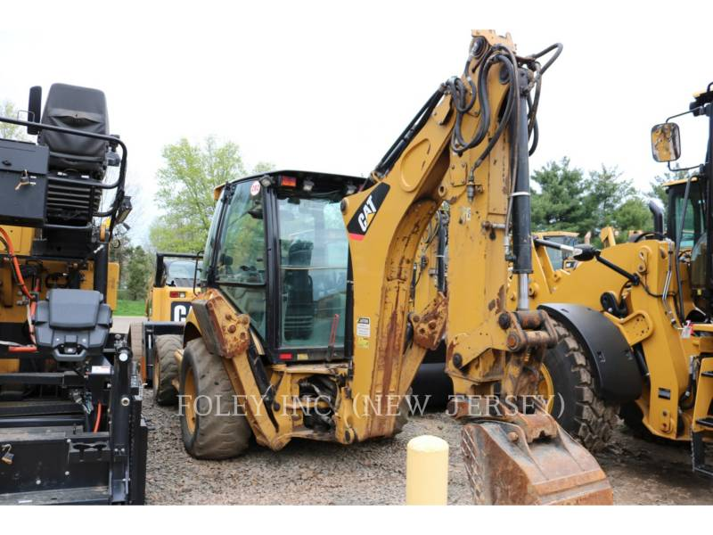 CATERPILLAR BACKHOE LOADERS 420E ITX equipment  photo 2