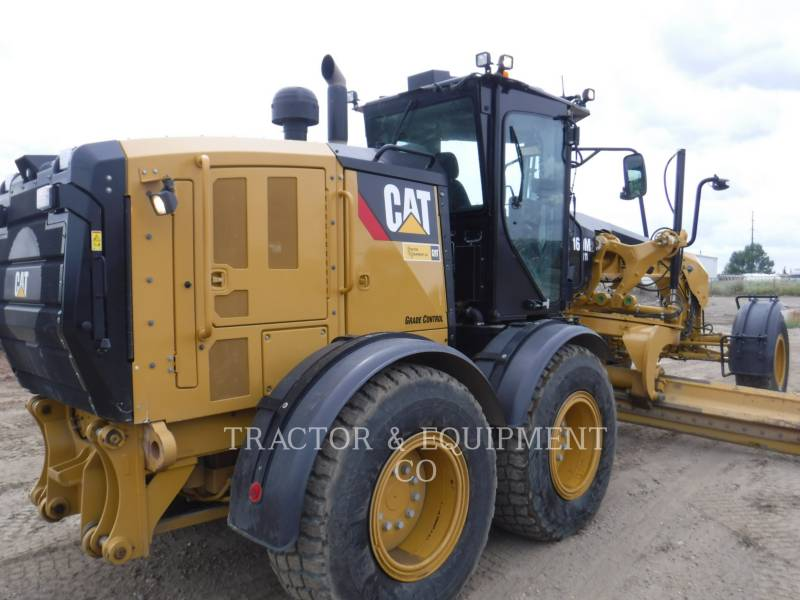 CATERPILLAR モータグレーダ 160M2 equipment  photo 6