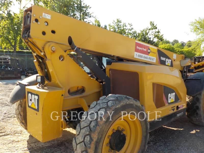 CATERPILLAR TELEHANDLER TL642C equipment  photo 14