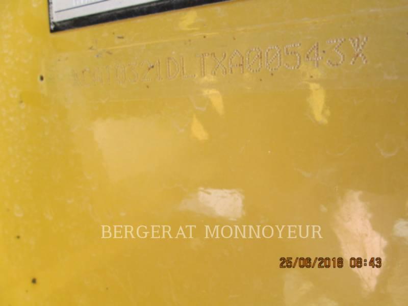CATERPILLAR KETTEN-HYDRAULIKBAGGER 321D CR equipment  photo 8