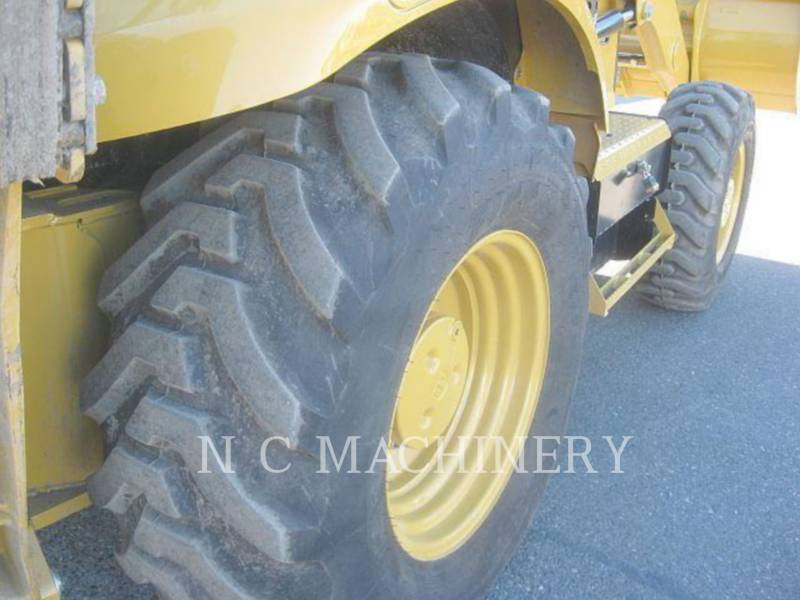 CATERPILLAR CHARGEUSES-PELLETEUSES 420F 4ECB equipment  photo 8