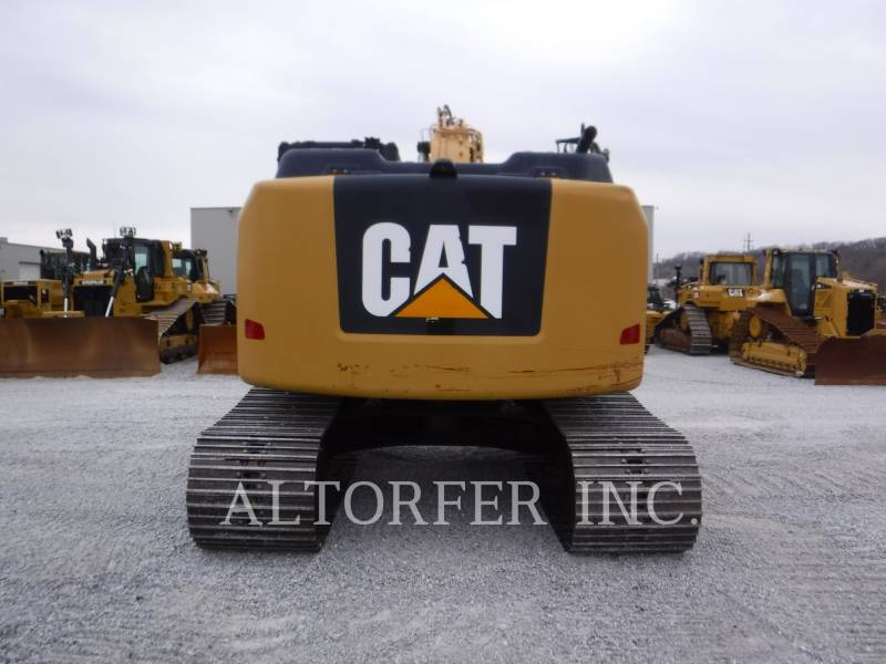 CATERPILLAR TRACK EXCAVATORS 320ELRR equipment  photo 9
