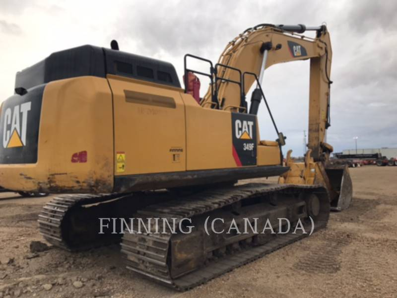 CATERPILLAR PELLES SUR CHAINES 349FL equipment  photo 4