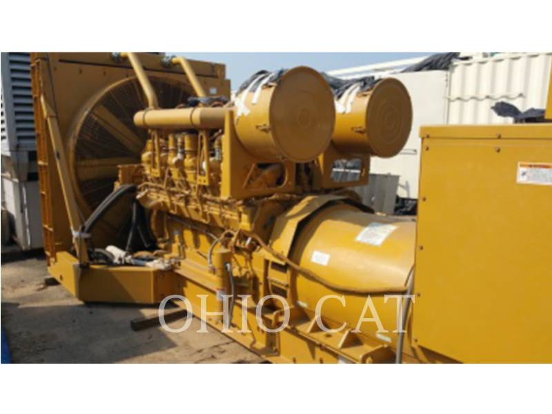 Caterpillar STAŢIONAR – DIESEL 3512B equipment  photo 1