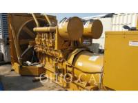 Equipment photo CATERPILLAR 3512B STATIONARY - DIESEL 1