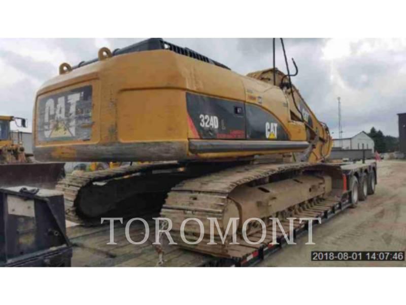 CATERPILLAR TRACK EXCAVATORS 324DL equipment  photo 6