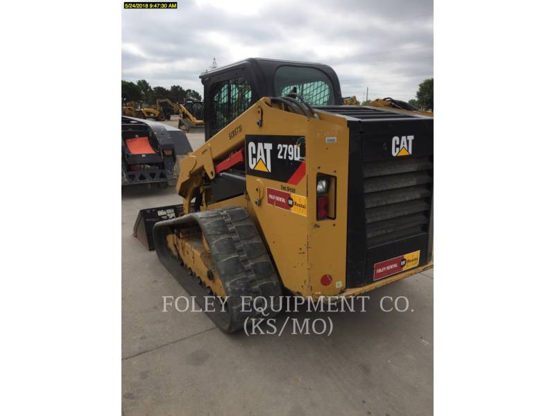 CATERPILLAR DELTALADER 279DSTD2CA equipment  photo 4