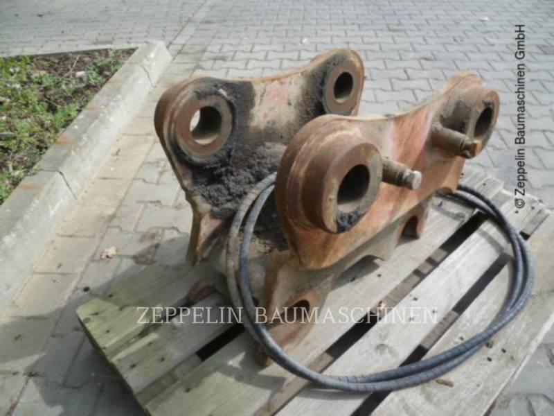 NADO  BACKHOE WORK TOOL Schnellwechsler hydr equipment  photo 1