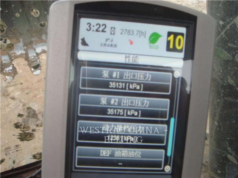 CATERPILLAR トラック油圧ショベル 326 D2 equipment  photo 9