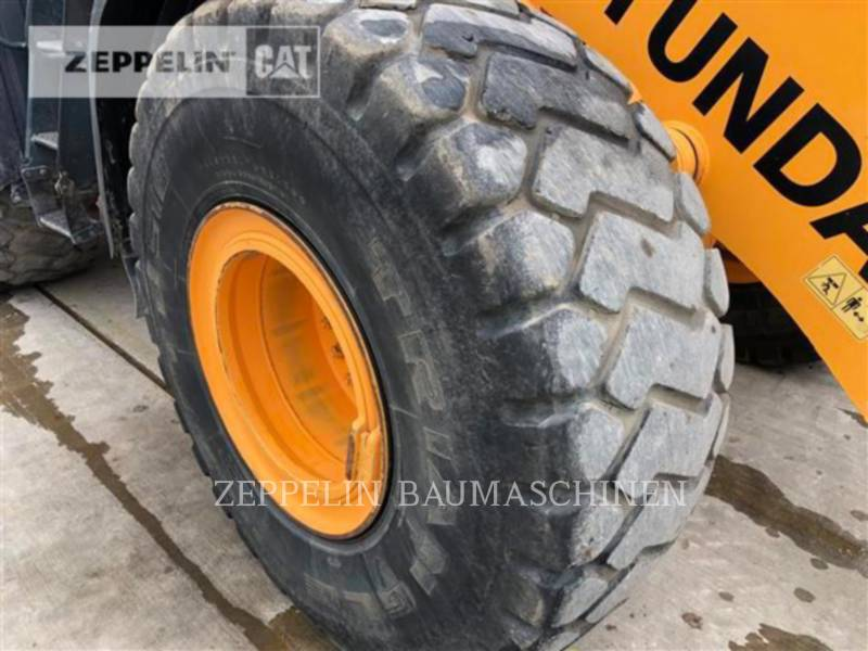 HYUNDAI CARGADORES DE RUEDAS HL760-9 equipment  photo 13