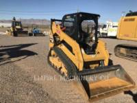 CATERPILLAR KOMPAKTLADER 259D equipment  photo 1