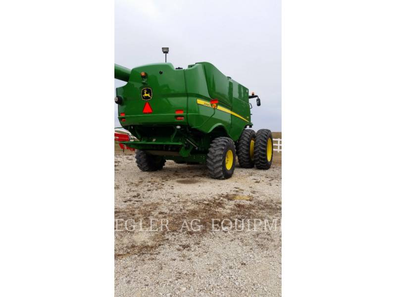 DEERE & CO. COMBINES S680 equipment  photo 5
