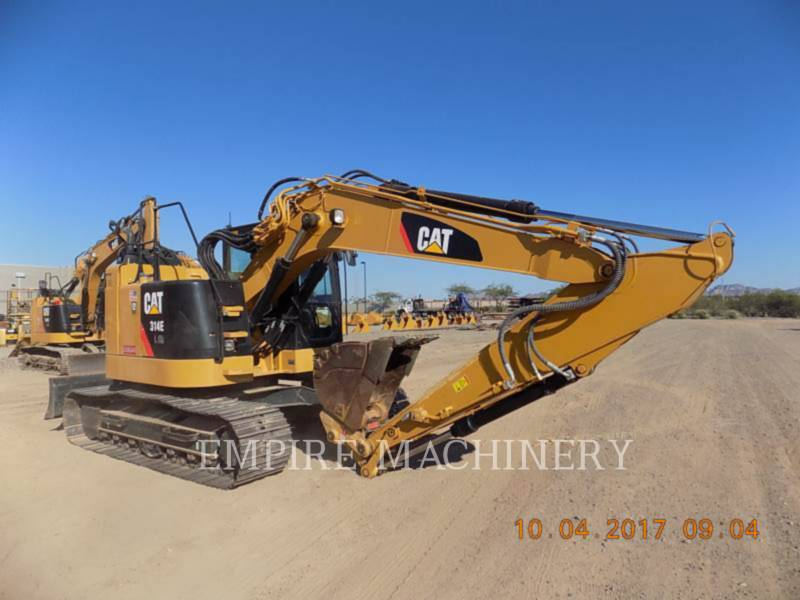 CATERPILLAR トラック油圧ショベル 314ELCR equipment  photo 1