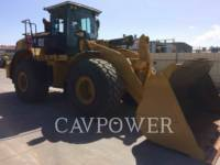 CATERPILLAR CARGADORES DE RUEDAS 972 K equipment  photo 2