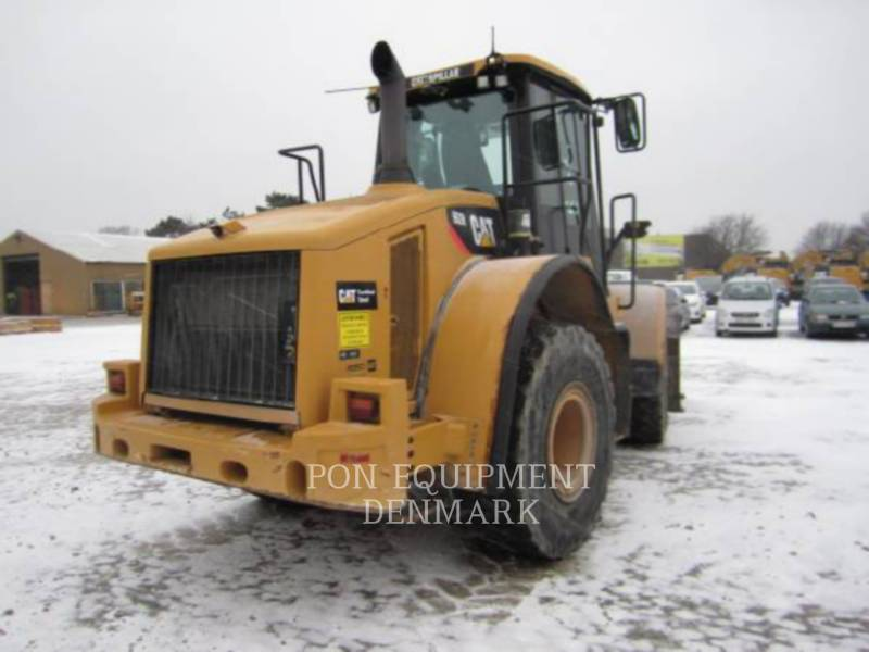 CATERPILLAR CARGADORES DE RUEDAS 962H -- N1A02006 equipment  photo 1