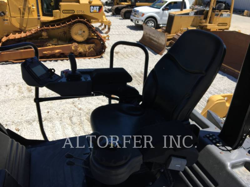 CATERPILLAR TAMBOR DOBLE VIBRATORIO ASFALTO CB54B equipment  photo 7