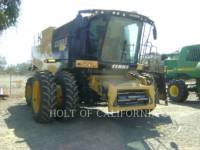 Equipment photo LEXION COMBINE 740    GR11497 COMBINES 1