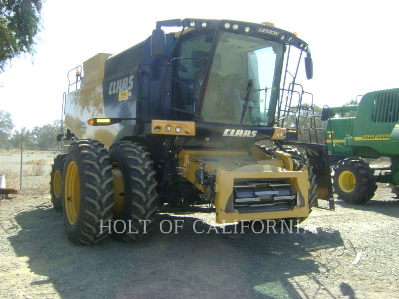 LEXION COMBINE COMBINADOS 740    GR11497 equipment  photo 1