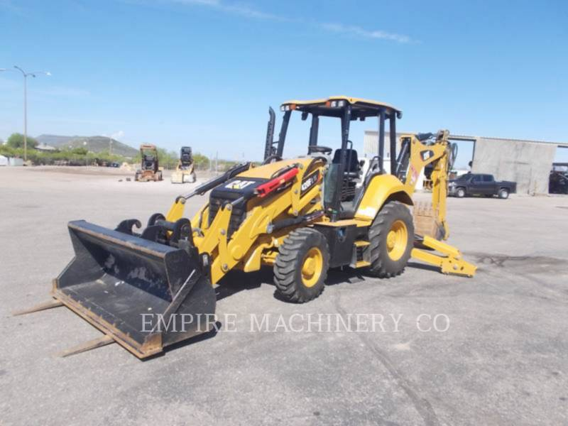CATERPILLAR CHARGEUSES-PELLETEUSES 420F24EOIP equipment  photo 8