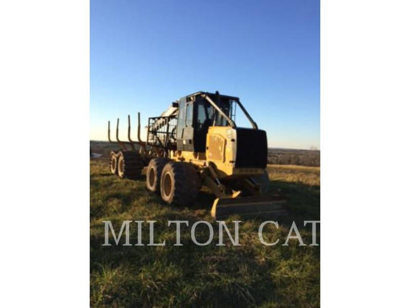 CATERPILLAR FORESTAL - TRANSPORTADOR DE TRONCOS 574 equipment  photo 3