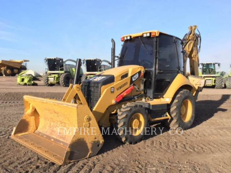 CATERPILLAR RETROEXCAVADORAS CARGADORAS 420F equipment  photo 1