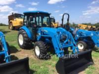 LS tractor AG TRACTORS XR4145HCTL equipment  photo 4