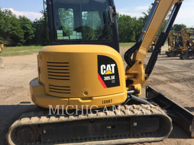 CATERPILLAR TRACK EXCAVATORS 305.5ECR AQ equipment  photo 14