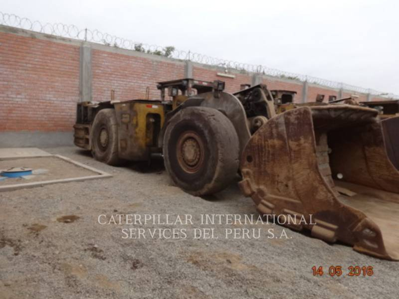 CATERPILLAR CHARGEUSE POUR MINES SOUTERRAINES R 1600 G equipment  photo 5