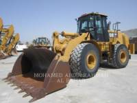 Equipment photo Caterpillar 966 H ÎNCĂRCĂTOARE PE ROŢI/PORTSCULE INTEGRATE 1