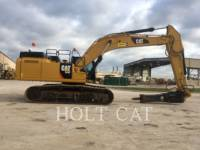 Equipment photo CATERPILLAR 349FL KOPARKI GĄSIENICOWE 1
