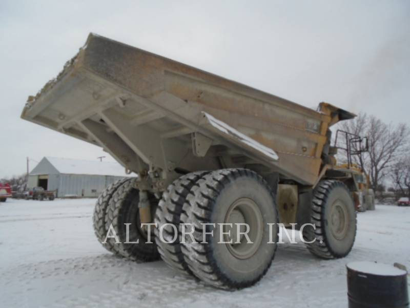 CATERPILLAR ARTICULATED TRUCKS 773B equipment  photo 3