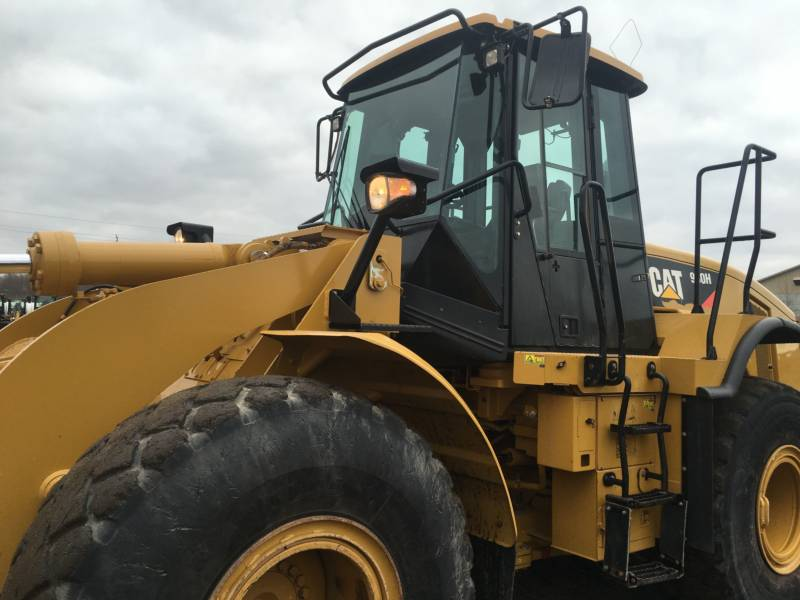 CATERPILLAR WHEEL LOADERS/INTEGRATED TOOLCARRIERS 950H equipment  photo 5