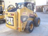 CATERPILLAR MINICARGADORAS 246C XPS equipment  photo 3