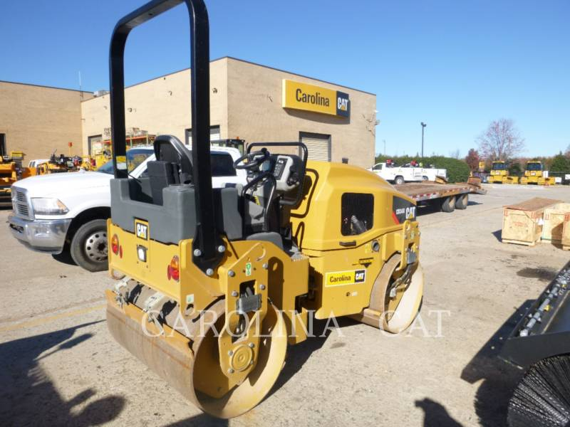 CATERPILLAR COMPACTORS CB34B equipment  photo 4