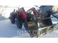 MASSEY FERGUSON TRACTEURS AGRICOLES MF200_MF equipment  photo 4