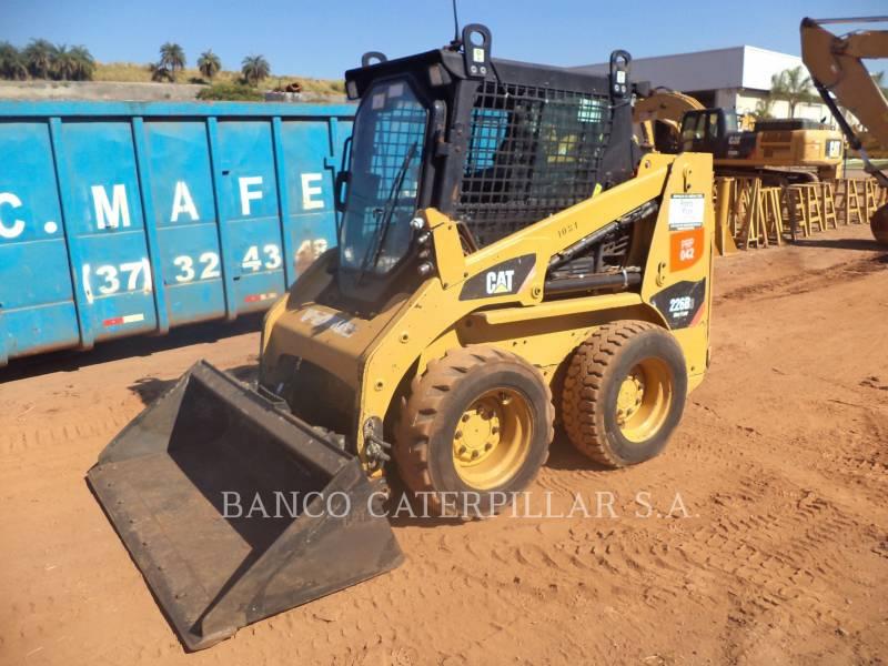 CATERPILLAR MINICARGADORAS 226B3LRC equipment  photo 1