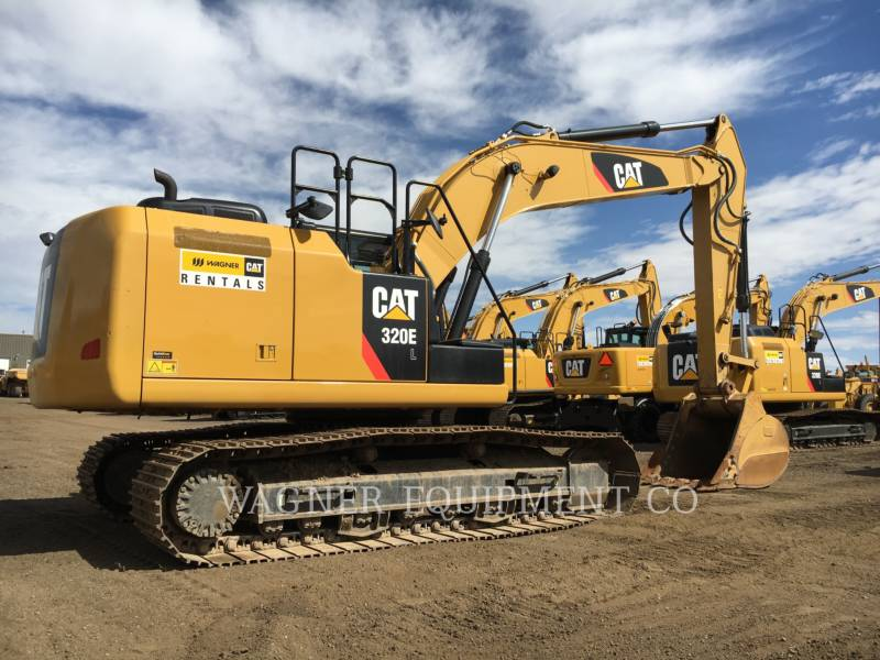 CATERPILLAR ESCAVADEIRAS 320EL TCIR equipment  photo 4