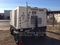 Equipment photo SULLAIR 600HA DWQ-CAT AIR COMPRESSOR 1