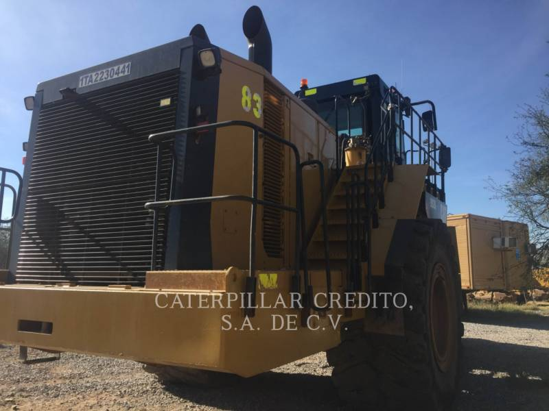 CATERPILLAR WHEEL LOADERS/INTEGRATED TOOLCARRIERS 992KLRC equipment  photo 5