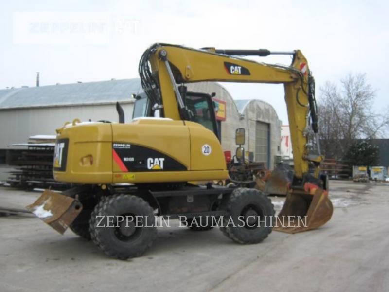 CATERPILLAR MOBILBAGGER M313D equipment  photo 5