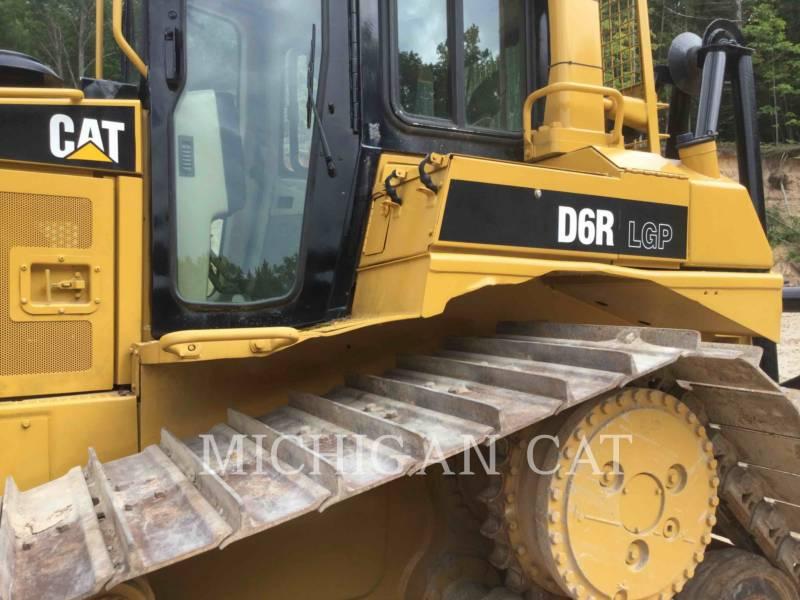 CATERPILLAR TRATTORI CINGOLATI D6RLGP equipment  photo 11