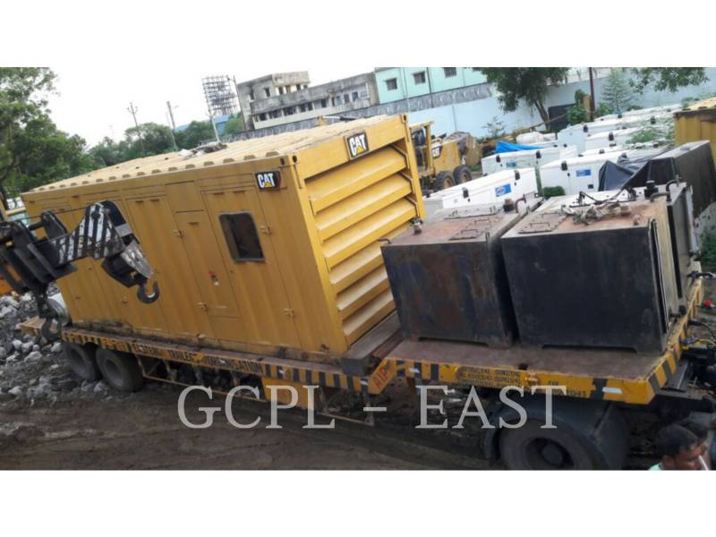CATERPILLAR STATIONARY - DIESEL (OBS) 725 KVA equipment  photo 4