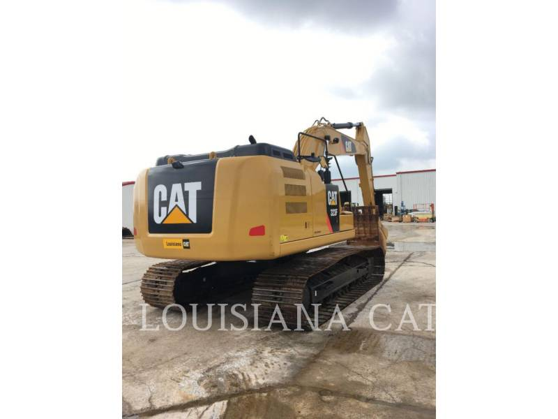 CATERPILLAR EXCAVADORAS DE CADENAS 323FL equipment  photo 4