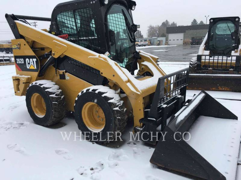 CATERPILLAR CHARGEURS COMPACTS RIGIDES 262D C3-H2 equipment  photo 1