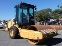 CATERPILLAR VIBRATORY SINGLE DRUM SMOOTH CS 44 equipment  photo 3