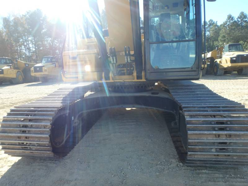 CATERPILLAR PELLES SUR CHAINES 330FL equipment  photo 3