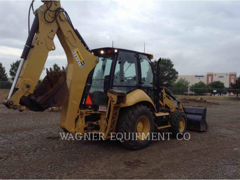 CATERPILLAR BACKHOE LOADERS 430FIT equipment  photo 3