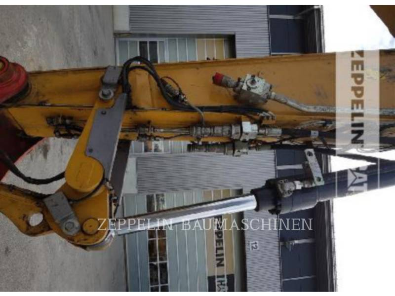 CATERPILLAR WHEEL EXCAVATORS M315D equipment  photo 16