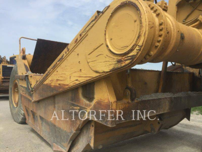 CATERPILLAR WHEEL TRACTOR SCRAPERS 631E equipment  photo 6